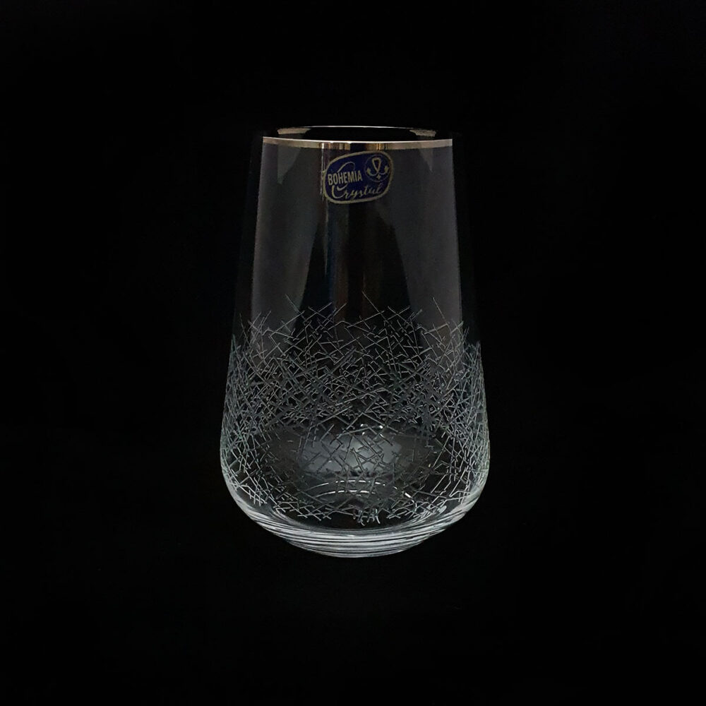 Κρυστάλλινα Ποτήρια 6τμχ