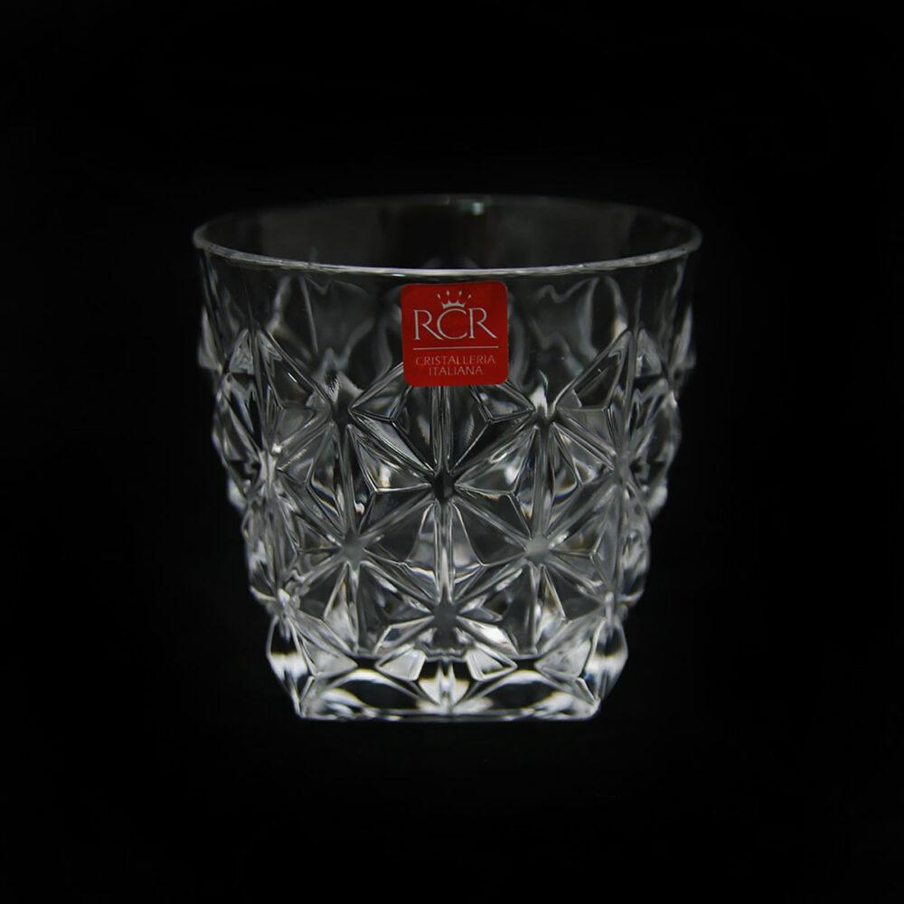 Κρυστάλλινα Ποτήρια  Ουίσκι 6τμχ