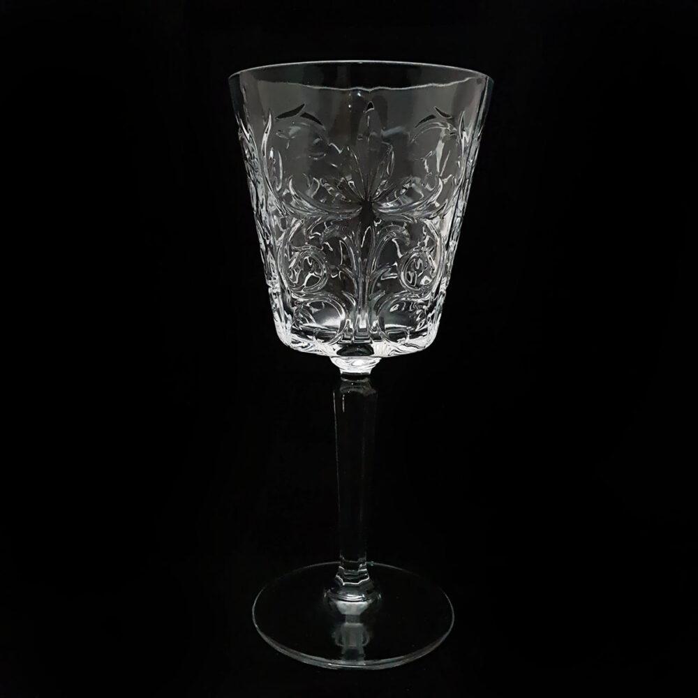 Κρυστάλλινα Ποτήρια Κρασιού 6τμχ